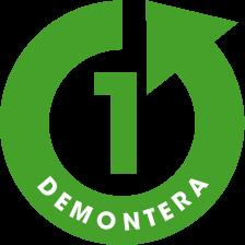 1-demontera
