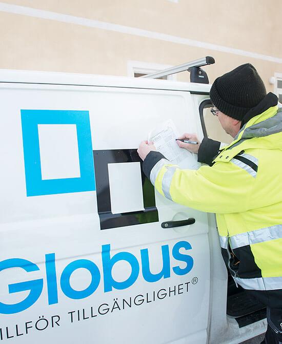 Globus Direkt Besiktningar